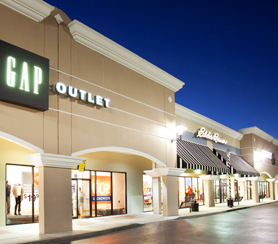 Case Study Factory Outlet Leasing Real Estate Solutions For Landlords And Retailers The